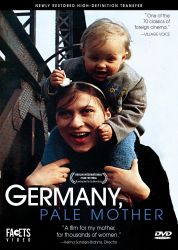 an analysis of the film germany pale mother by helma sanders brahms Based on director and writer helma sanders-brahms' mother's experience germany, pale mother german critics savaged the film at its premiere.