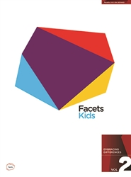 FACETS KIDS, VOL. 2: EMBRACING DIFFERENCES