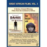 GREAT AFRICAN FILMS VOL 3